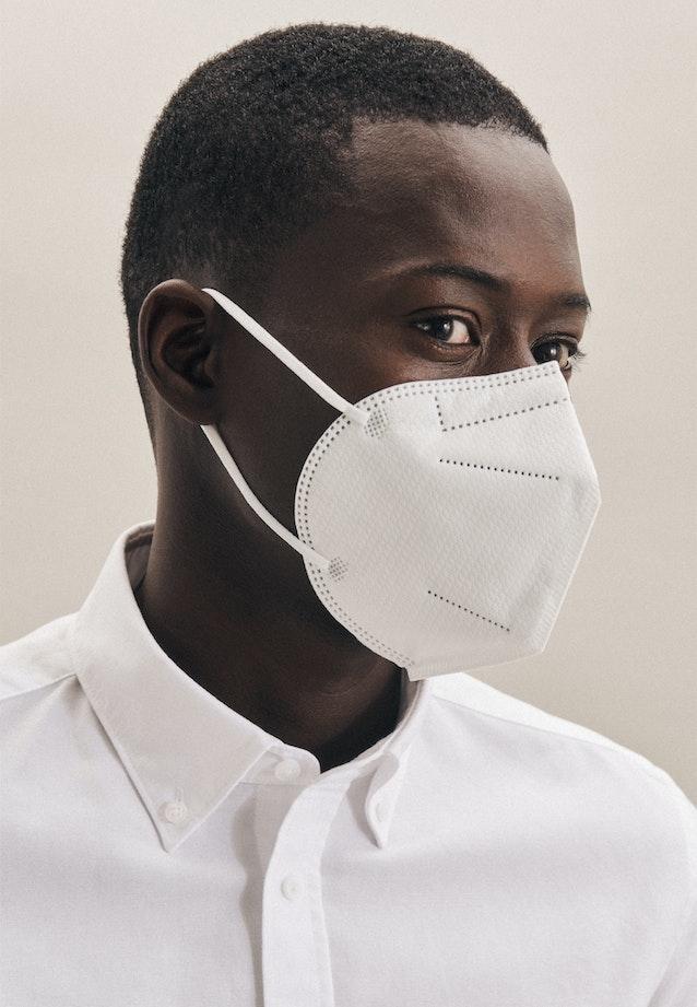 20er-Pack FFP2 Schutzmasken aus 100% Polypropylen in Weiß |  Seidensticker Onlineshop