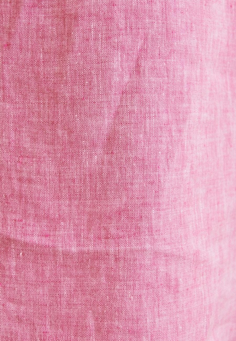 Sleeveless Leinen Shirt Blouse made of 100% Linen in Rosa/Pink |  Seidensticker Onlineshop