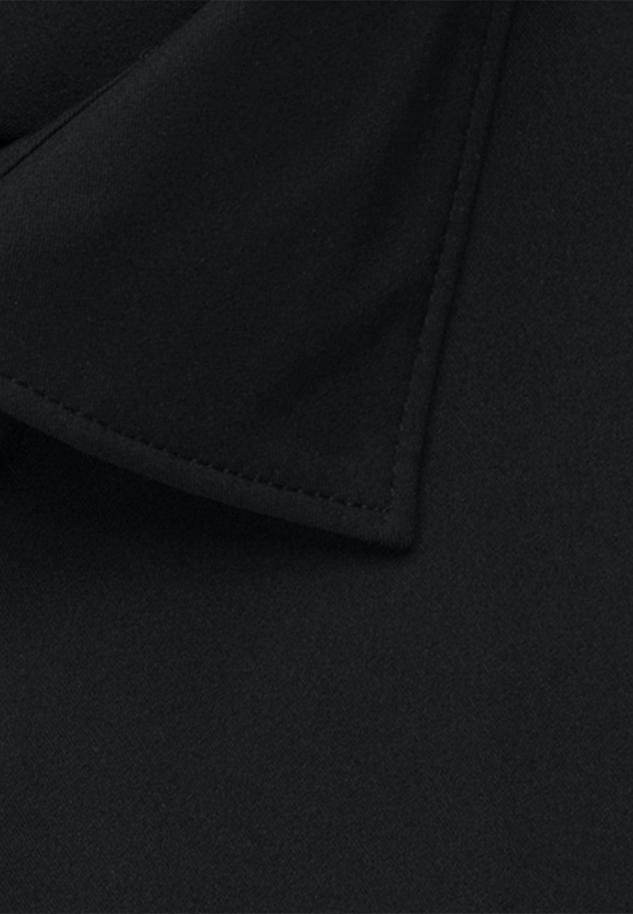 Twill Business Hemd in Slim mit Kentkragen in Schwarz |  Seidensticker Onlineshop