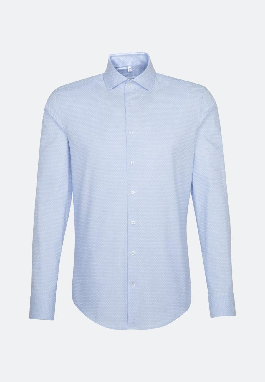 Oxford Shirt Shaped Extra Long Sleeve Light Spread Kent in Light blue |  Seidensticker Onlineshop