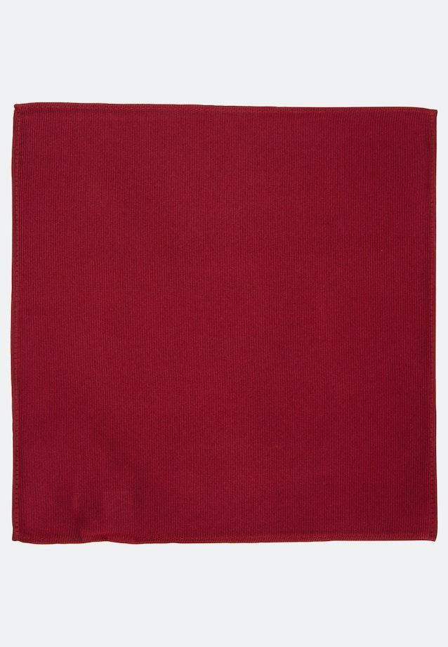 Pochettes made of 100% Silk in Red |  Seidensticker Onlineshop