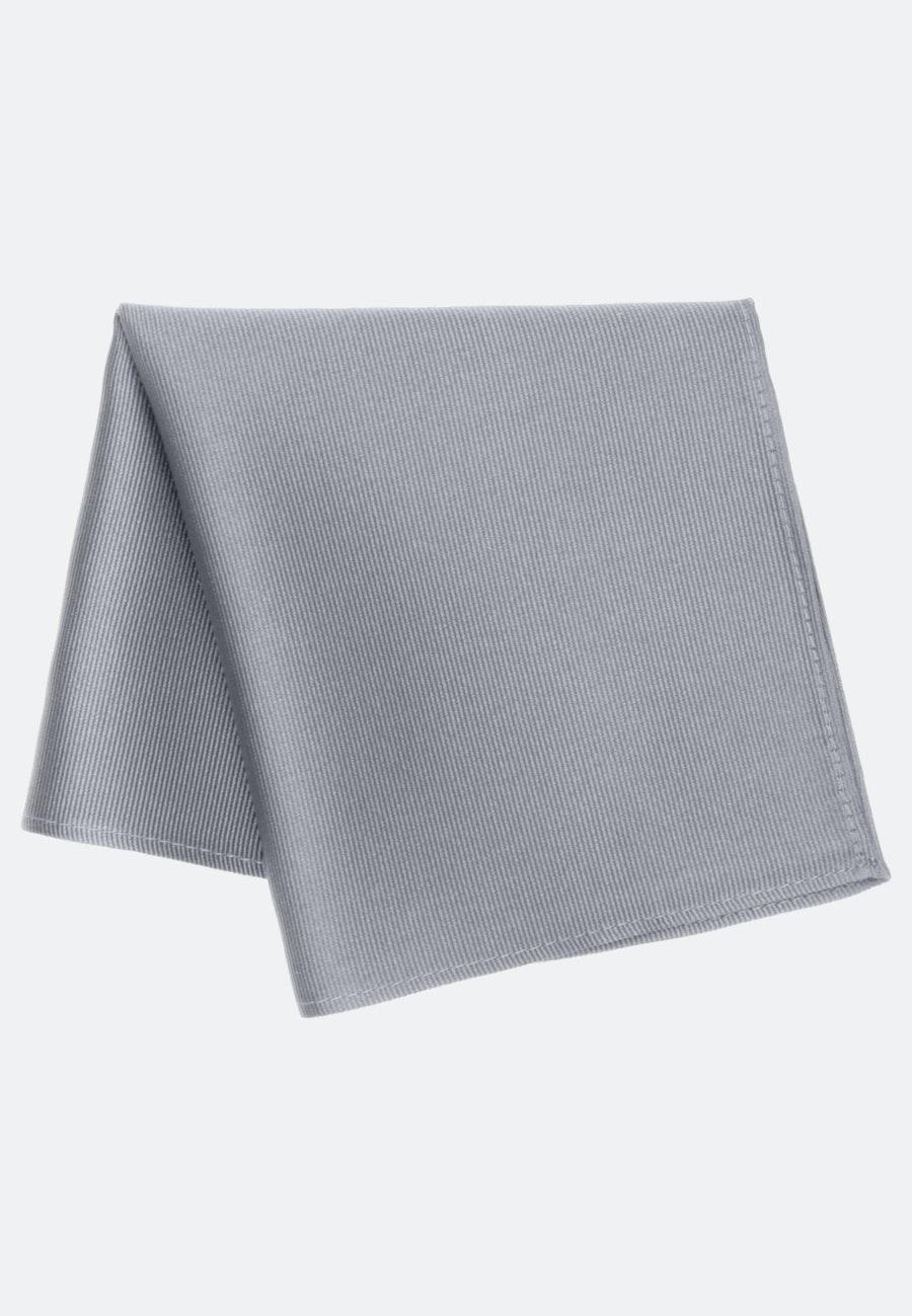 Einstecktuch aus 100% Seide in Grau |  Seidensticker Onlineshop