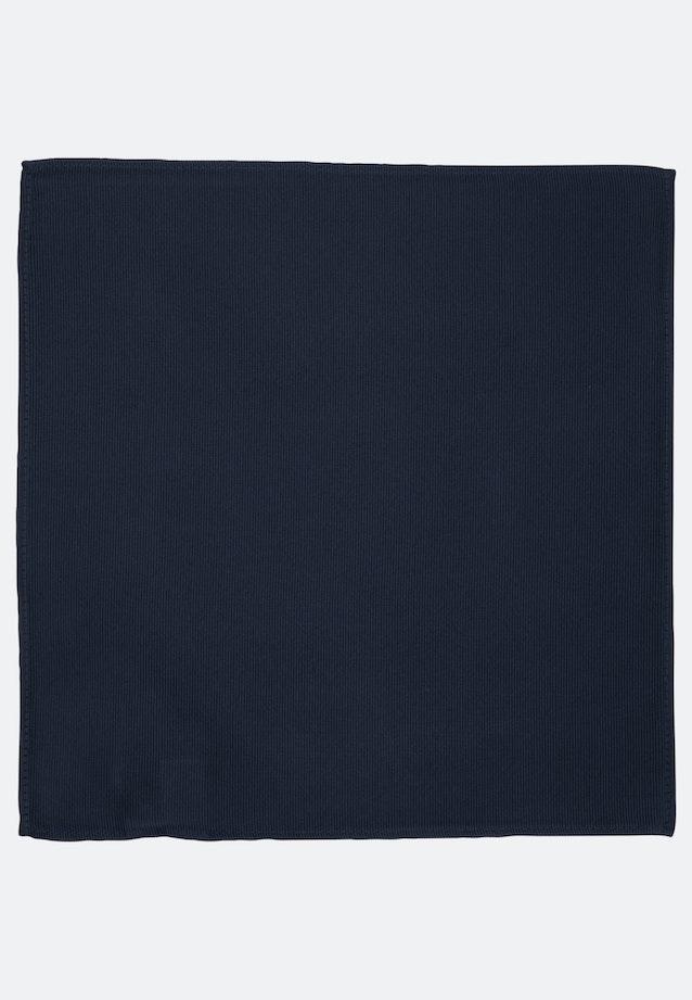 Pochettes made of 100% Silk in Medium blue |  Seidensticker Onlineshop