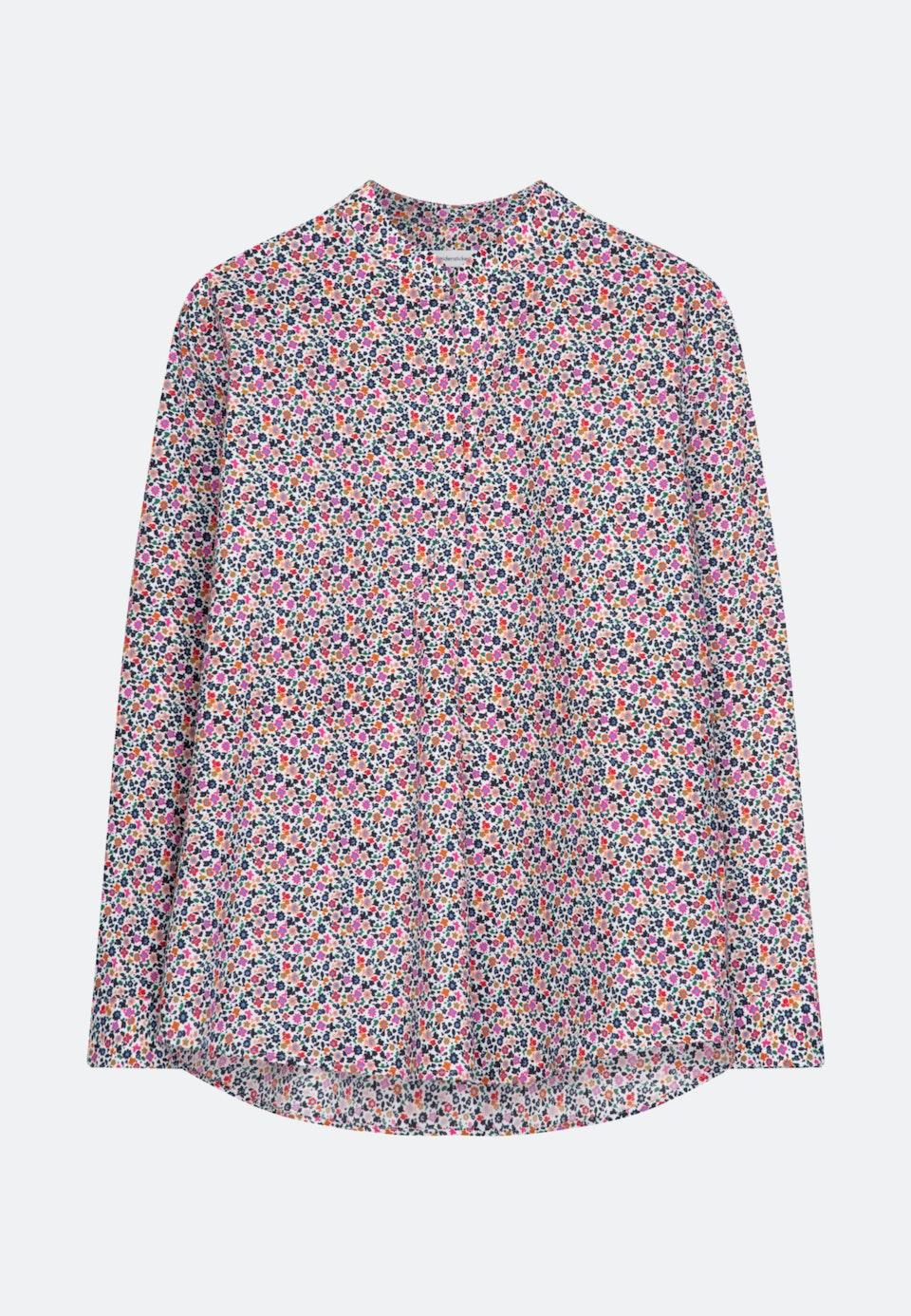 Popeline Hemdbluse aus 100% Baumwolle in Weiß    Seidensticker Onlineshop