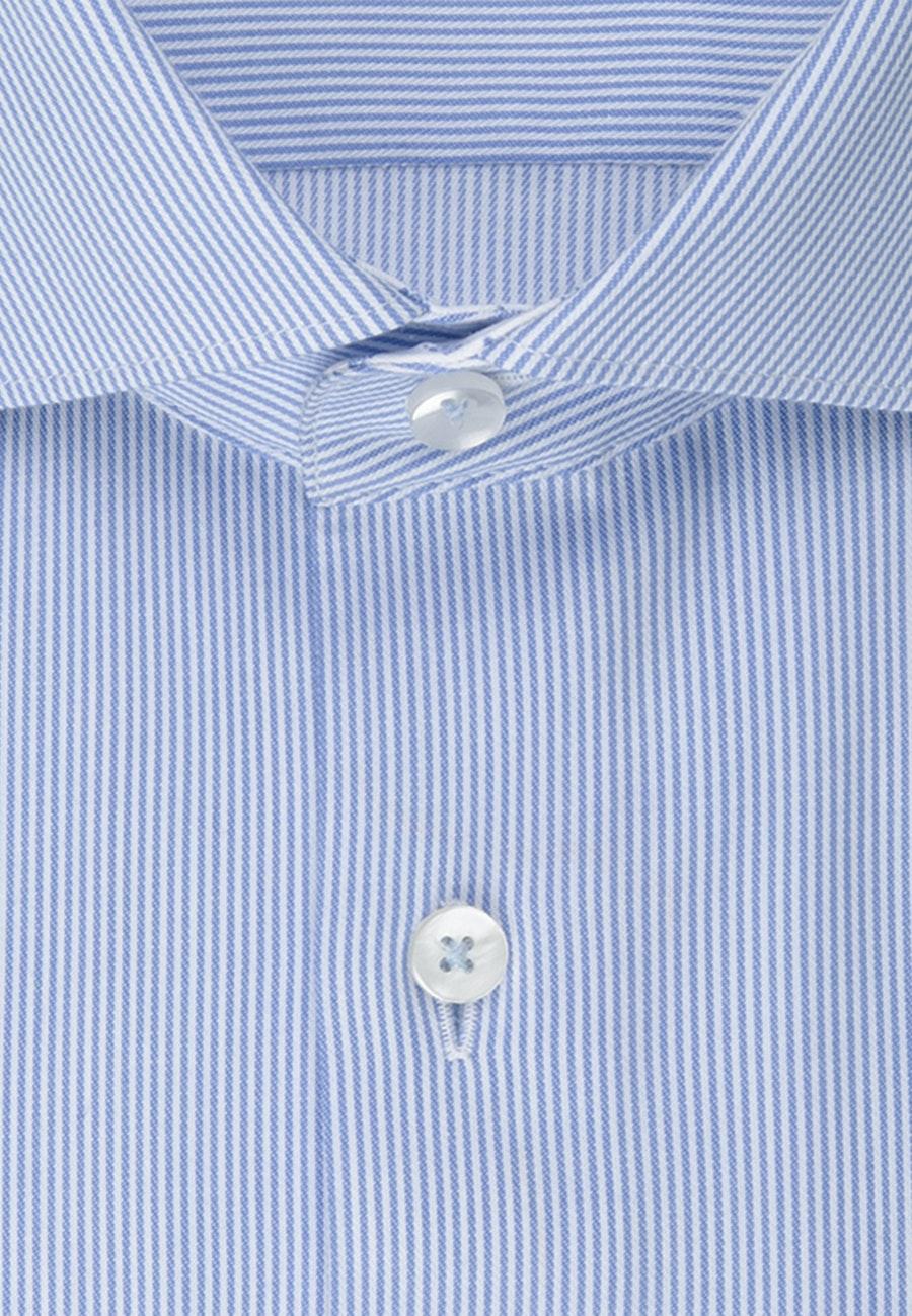 Bügelfreies Twill Business Hemd in Regular mit Kentkragen in Hellblau |  Seidensticker Onlineshop