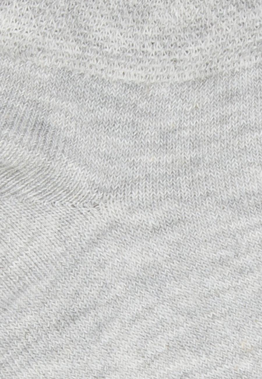 3er-Pack Socken aus Baumwollmischung in Grau |  Seidensticker Onlineshop