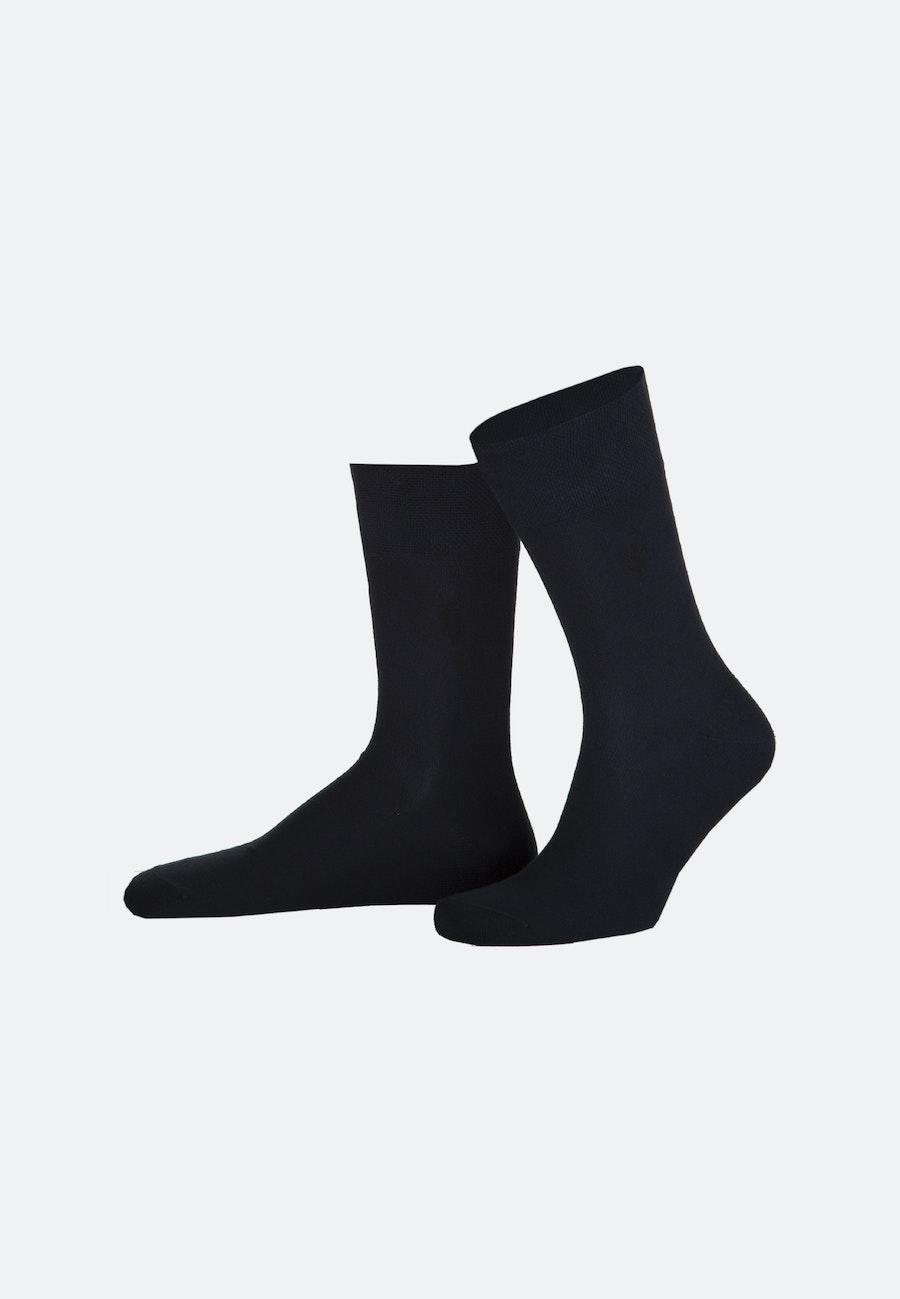 Two-Pack Socks made of cotton blend in Dark blue |  Seidensticker Onlineshop