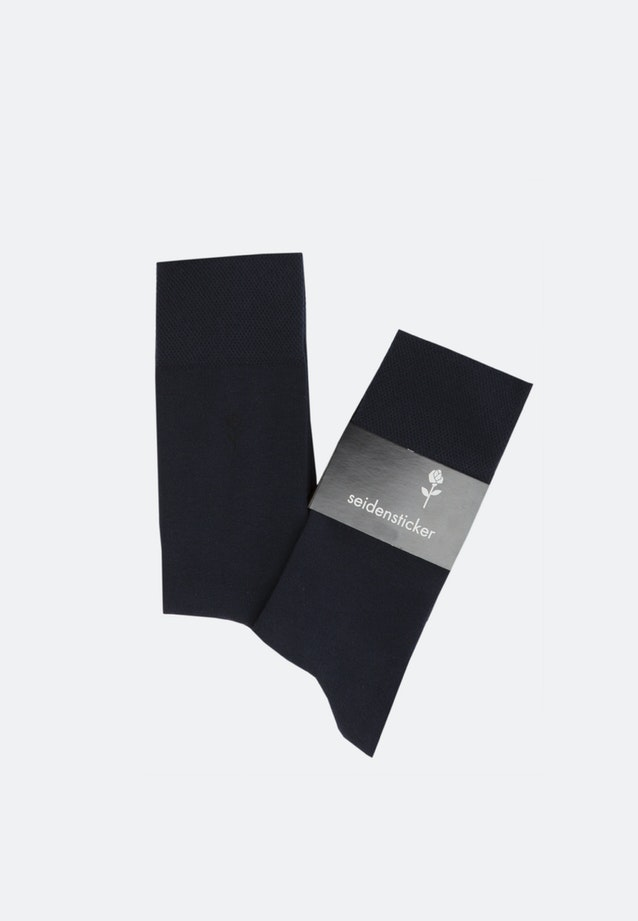 Two-Pack Socks made of cotton blend in Dark blue |  Seidensticker Onlineshop