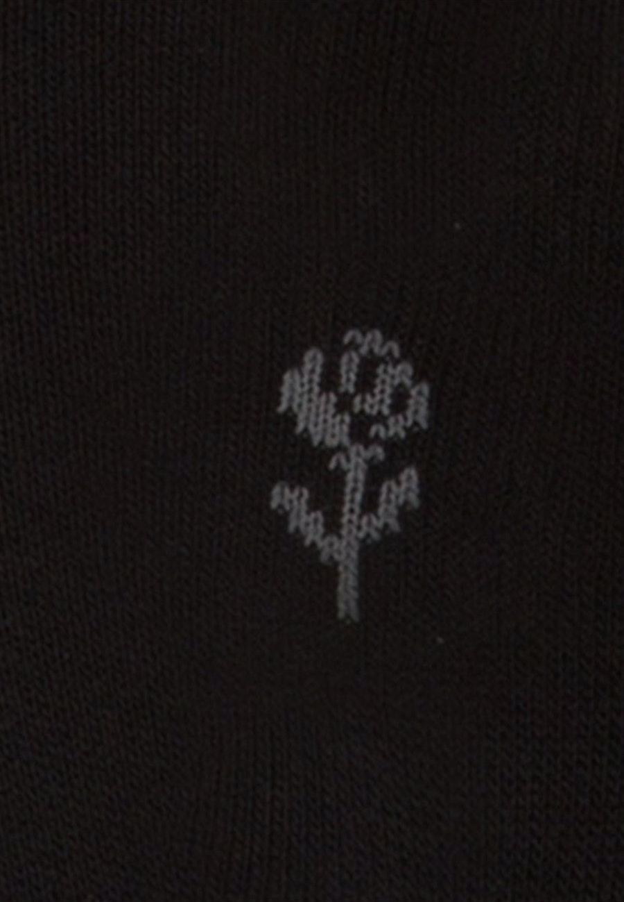 2er-Pack Socken aus Baumwollmischung in Schwarz |  Seidensticker Onlineshop