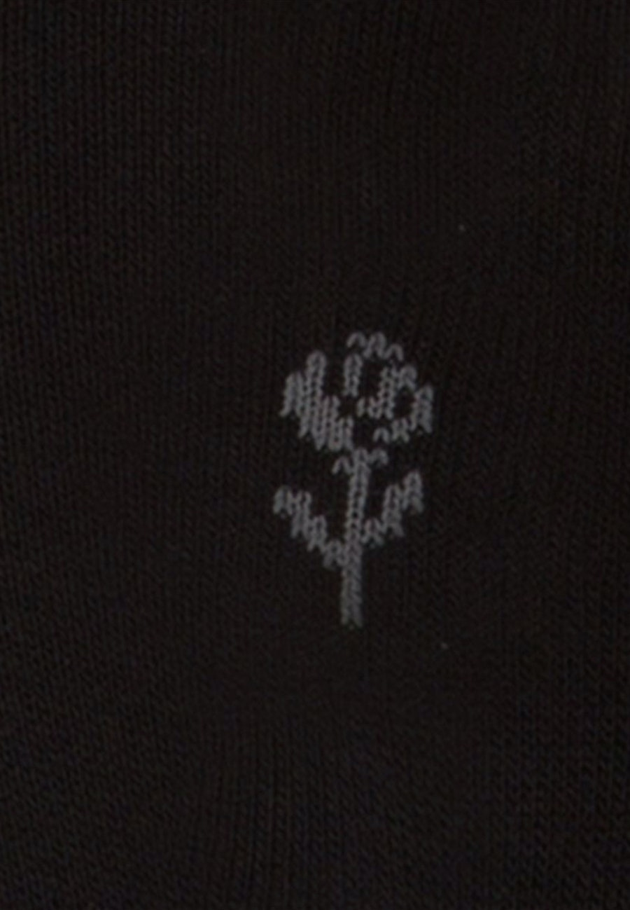 Two-Pack Socks made of cotton blend in Black |  Seidensticker Onlineshop