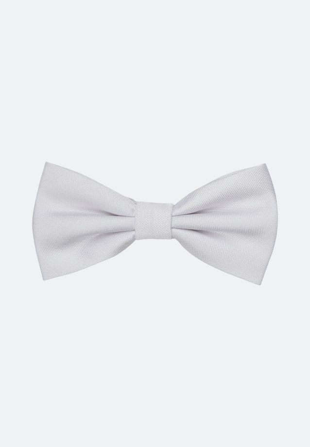 Bow Tie made of 100% Silk in White |  Seidensticker Onlineshop