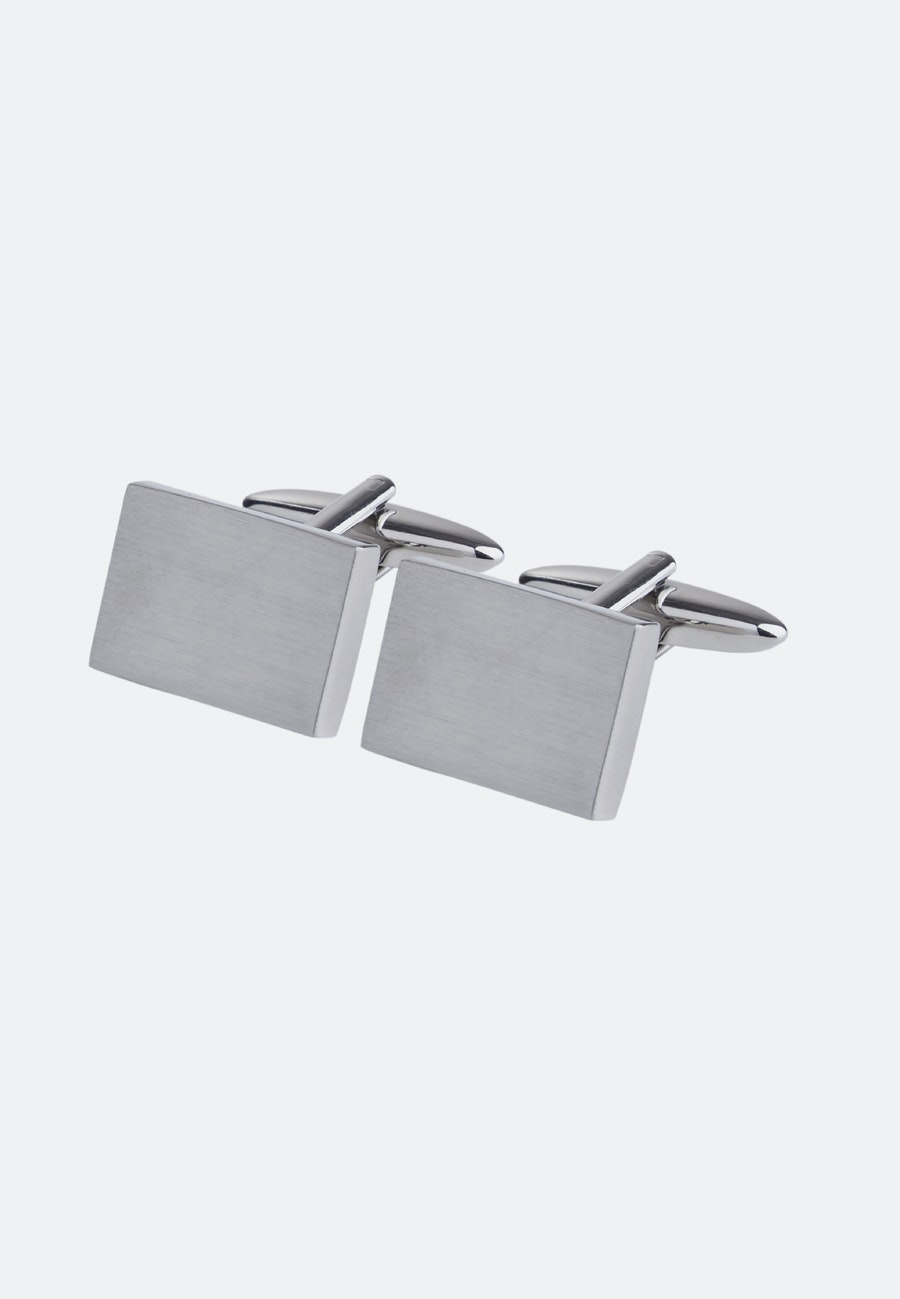 Manschettenknöpfe in Grau |  Seidensticker Onlineshop