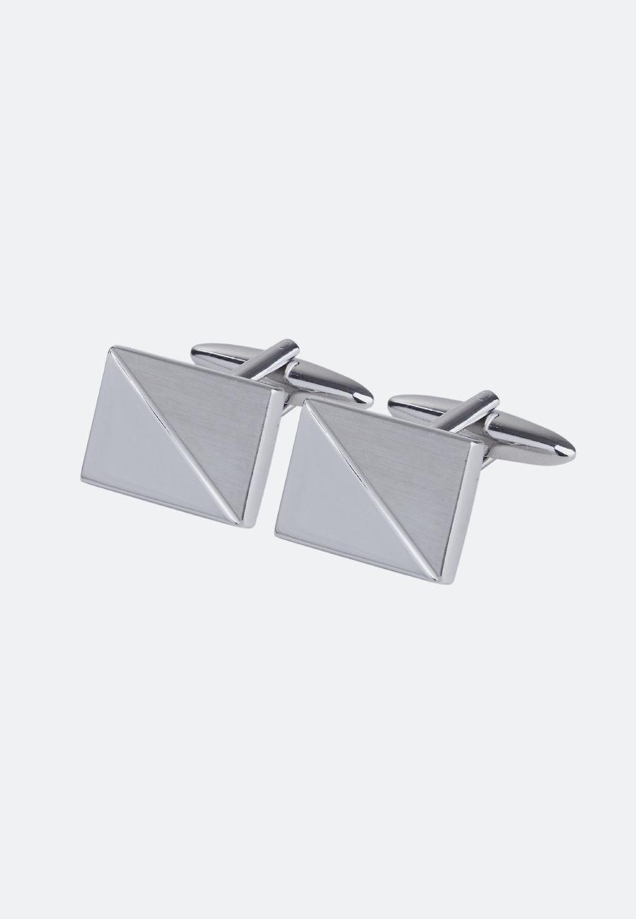 Cuff Links in Grey    Seidensticker Onlineshop