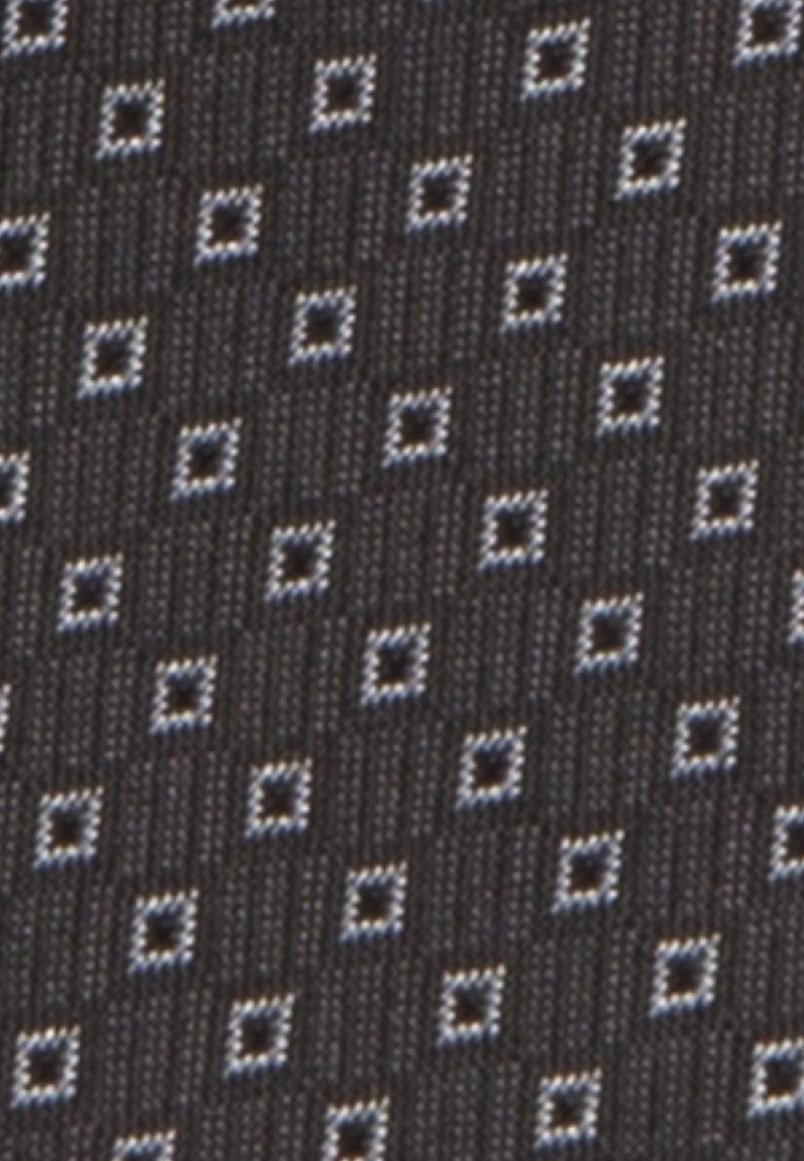 Tie made of 100% Silk 7 cm wide in Black |  Seidensticker Onlineshop