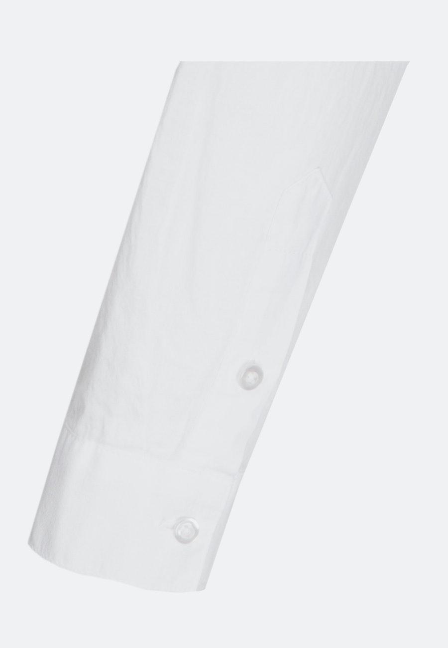 Voile Tunic made of 100% Cotton in White    Seidensticker Onlineshop