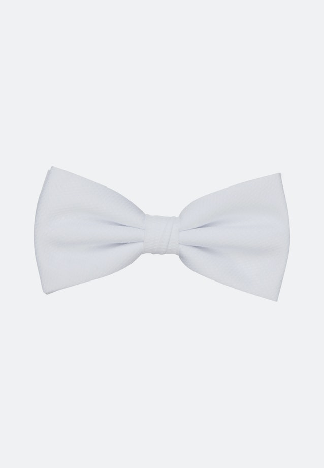 Bow Tie made of 100% Cotton in White |  Seidensticker Onlineshop