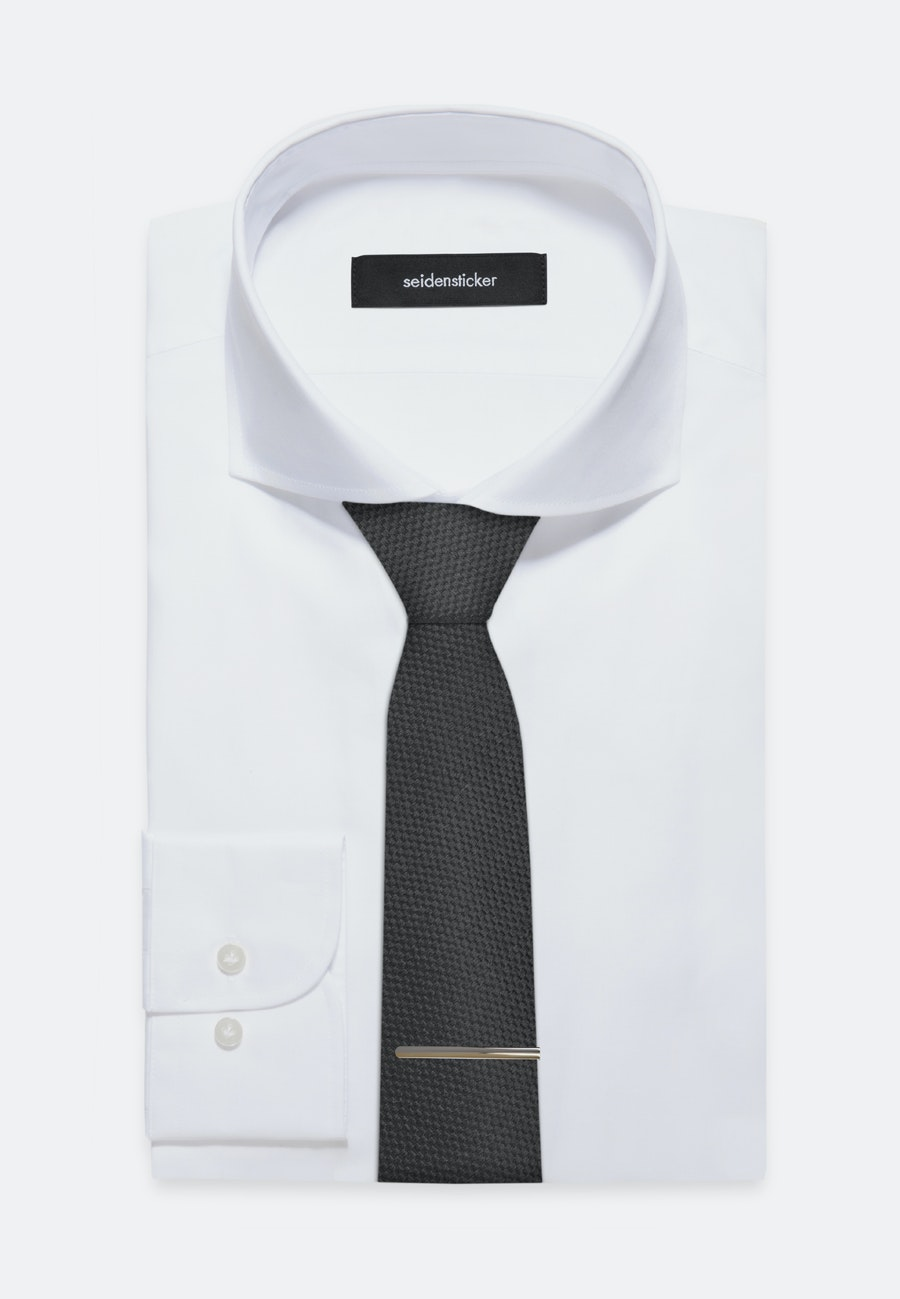 Krawattenklammer in Grau |  Seidensticker Onlineshop