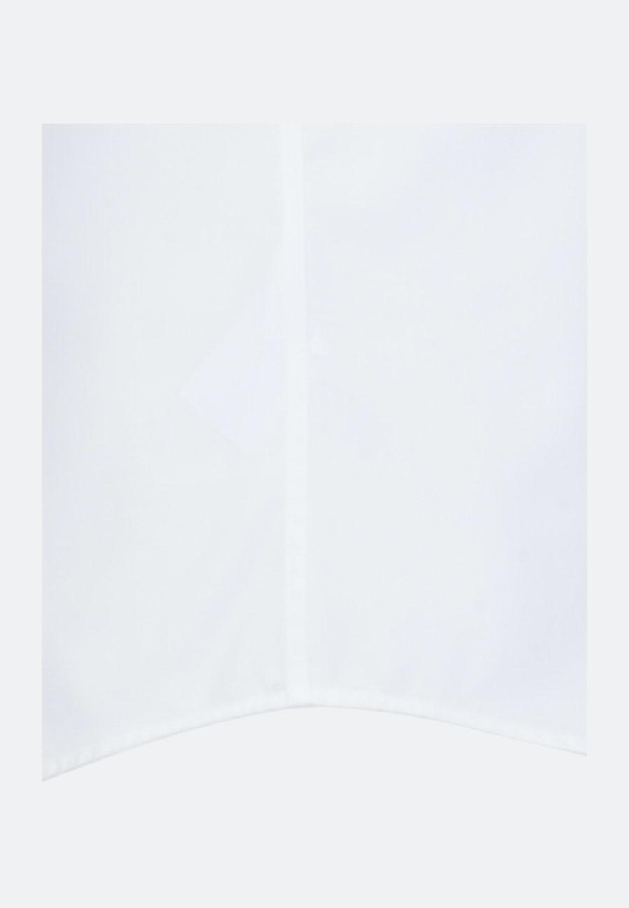 Non-iron Popeline Short sleeve Business Shirt in Regular with Button-Down-Collar in White |  Seidensticker Onlineshop