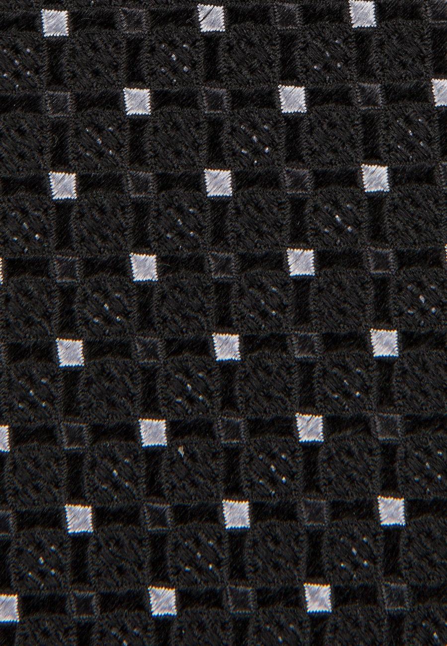 Tie made of 100% Silk 7 cm wide in Grey    Seidensticker Onlineshop