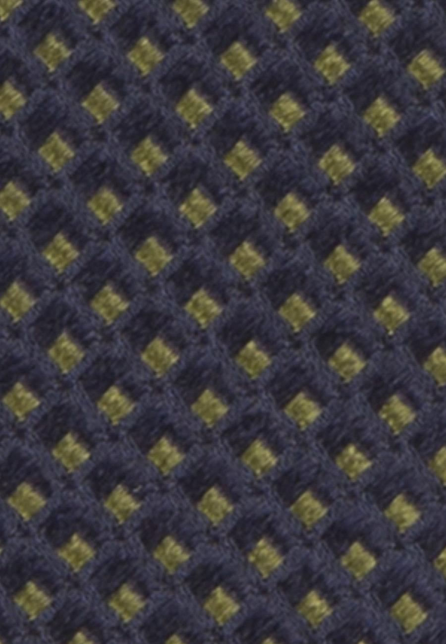 Krawatte aus 100% Seide 7 cm Breit in Grün    Seidensticker Onlineshop
