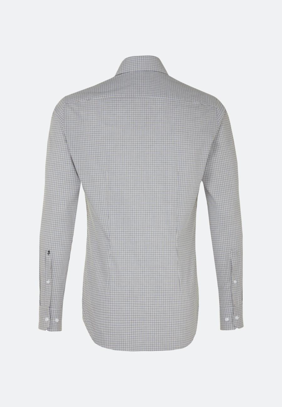 Non-iron Poplin Business Shirt in Shaped with Kent-Collar in Yellow |  Seidensticker Onlineshop